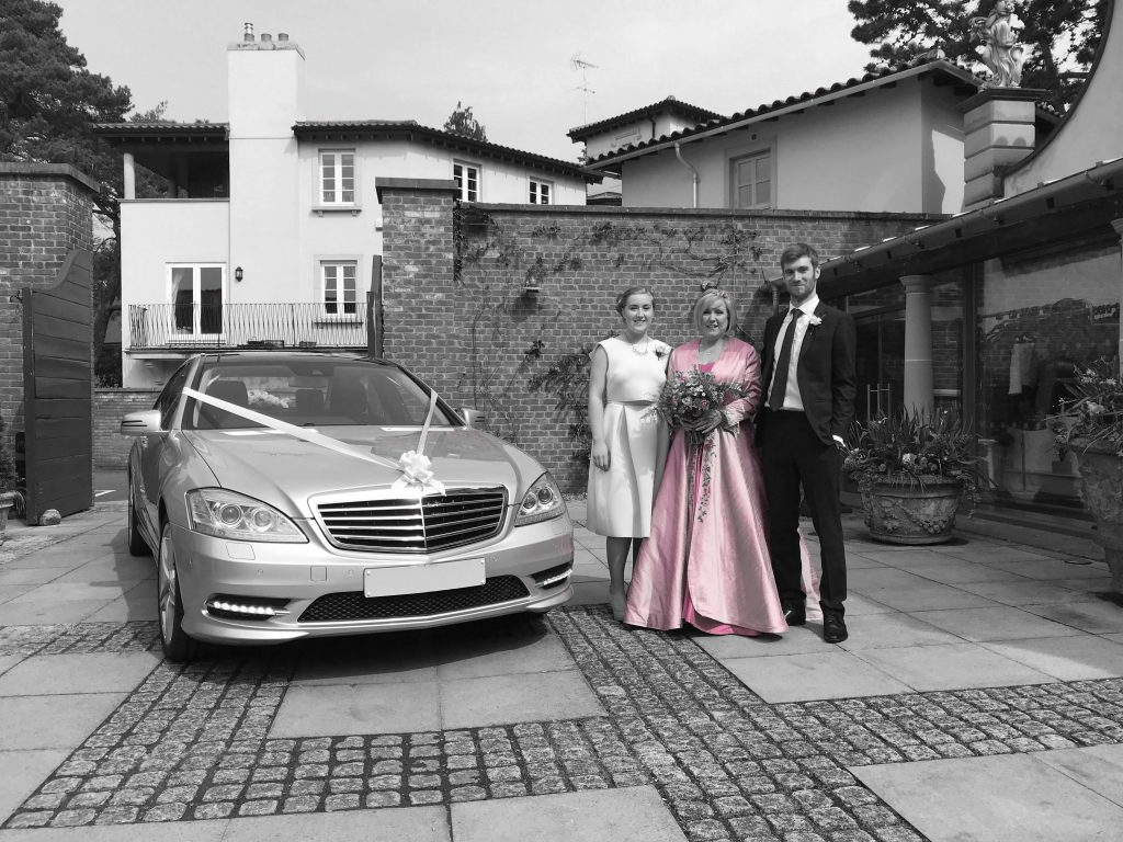Wedding Car Hire Bournemouth.