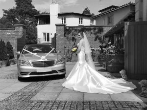 Choice Chauffeurs for wedding car hire
