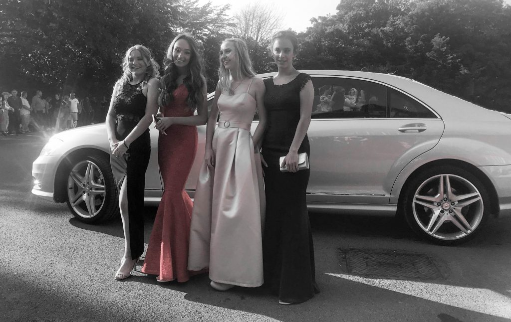 Choice Chauffeurs for Proms