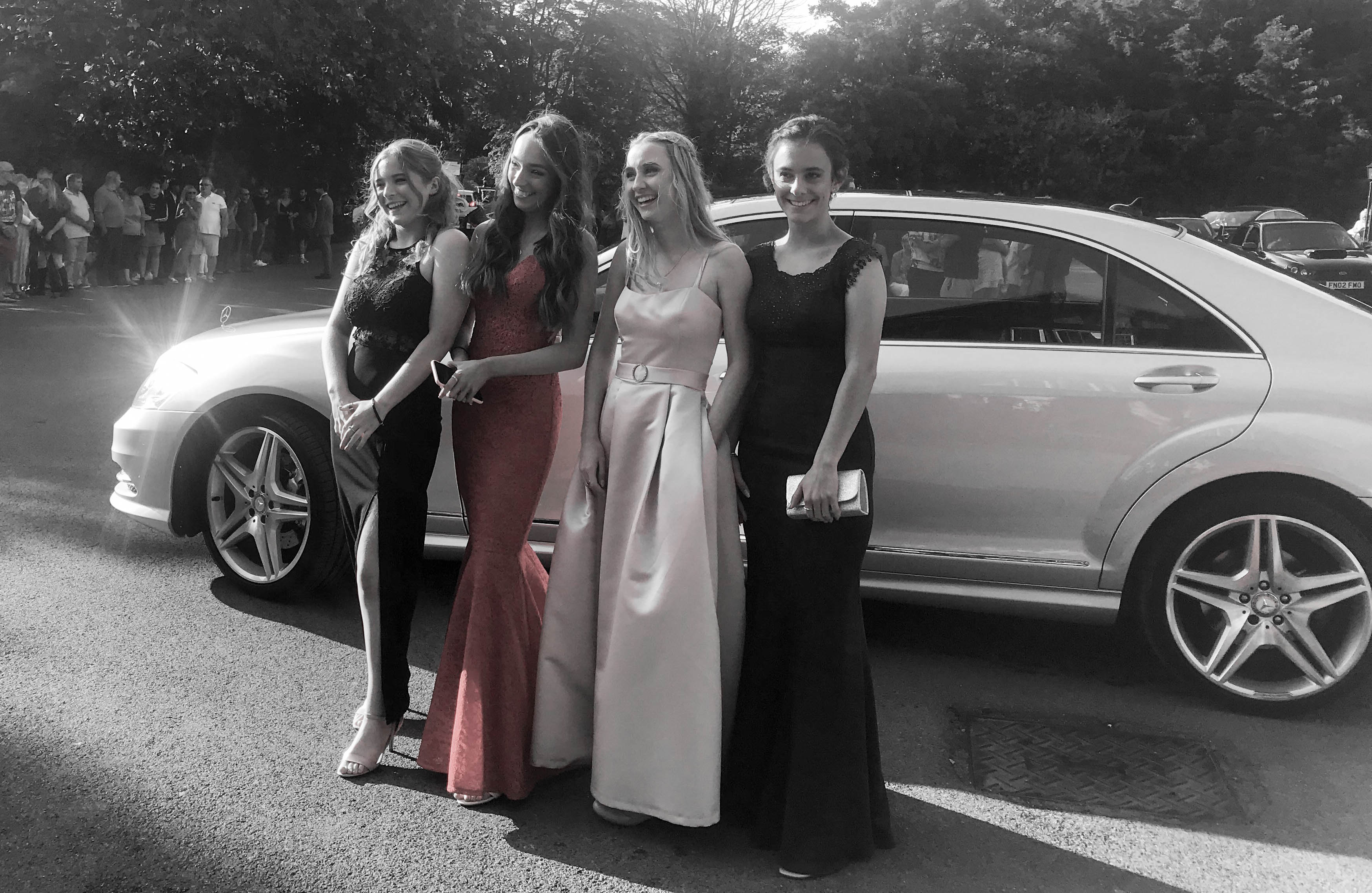 Choice Chauffeurs Prom Night