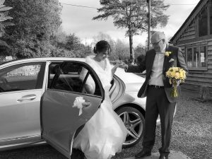 wedding cars dorset